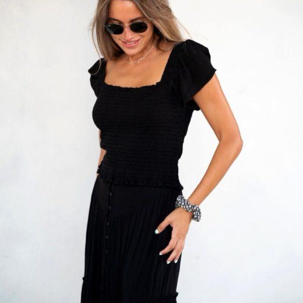 חליפת SANTORINI שחור