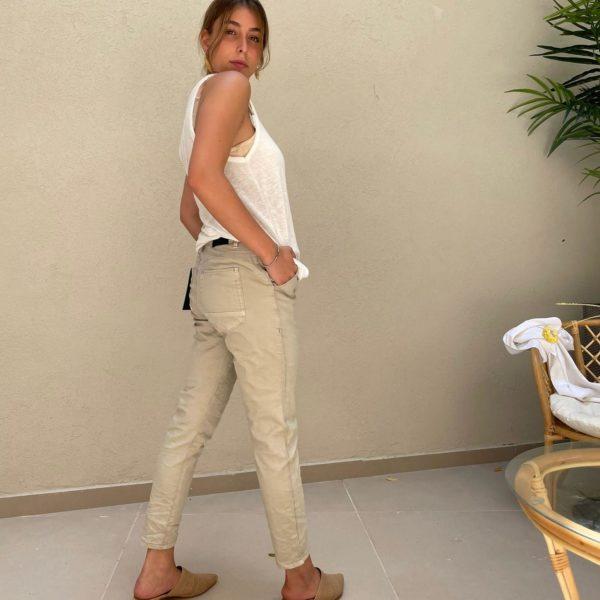 מכנסיים MIKA STONE