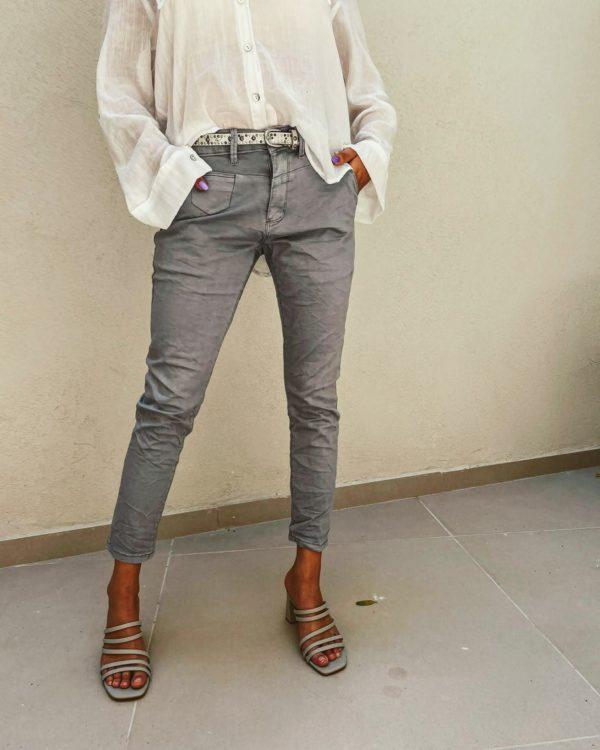 מכנסיים MIKA GREY