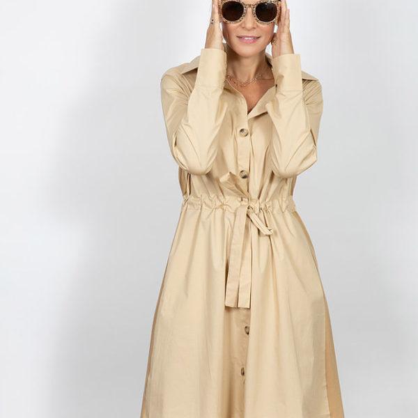 שמלת SAFIR בז'