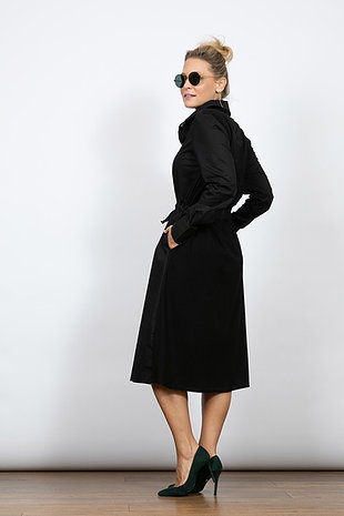 שמלת SAFIR שחורה