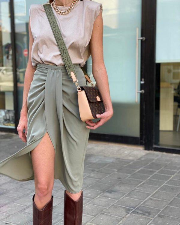 חצאית DIANA ירוק