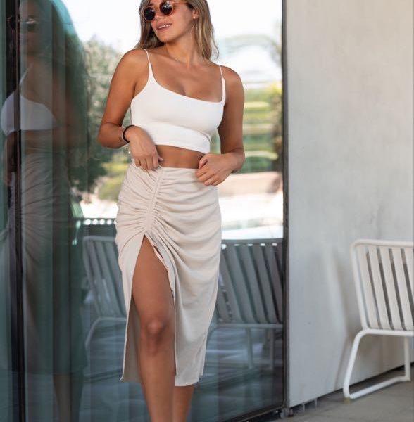 חצאית אנסטיה אבן