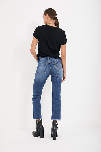 ג'ינס ZIRCON BLUE